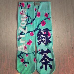 Arizona Green Tea socks - never worn